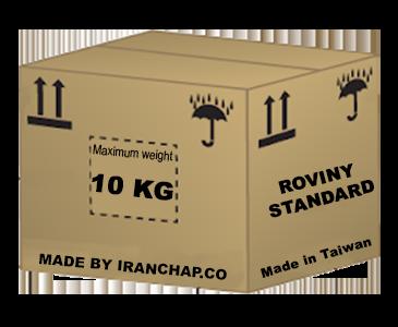 نوارچسب استاندارد روینی تایوان